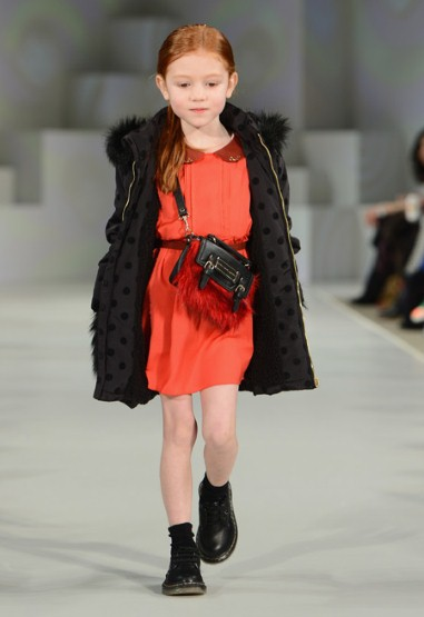 Bfw Children S Fashion The Littlest People In The Limelight